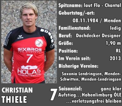 HSG Hohenlimburg | TSV Germania Reh. Handball.