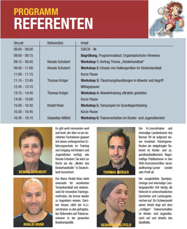 Referenten-Programm